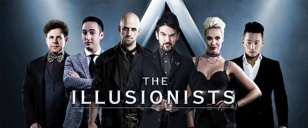 The Illusionists performers