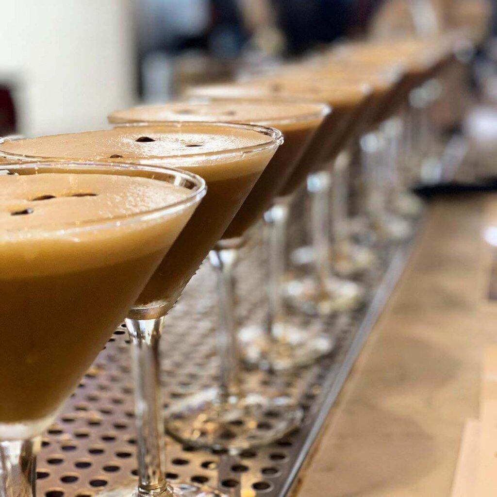 Flatliner cocktails