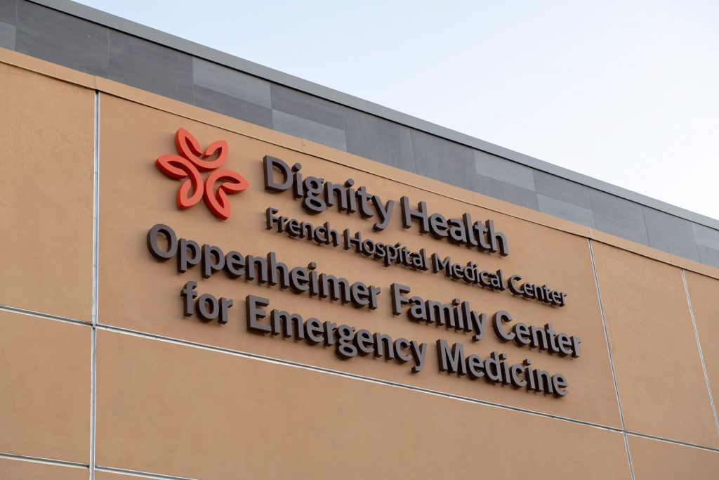 French Hospital's new Emergency Department in San Luis Obispo