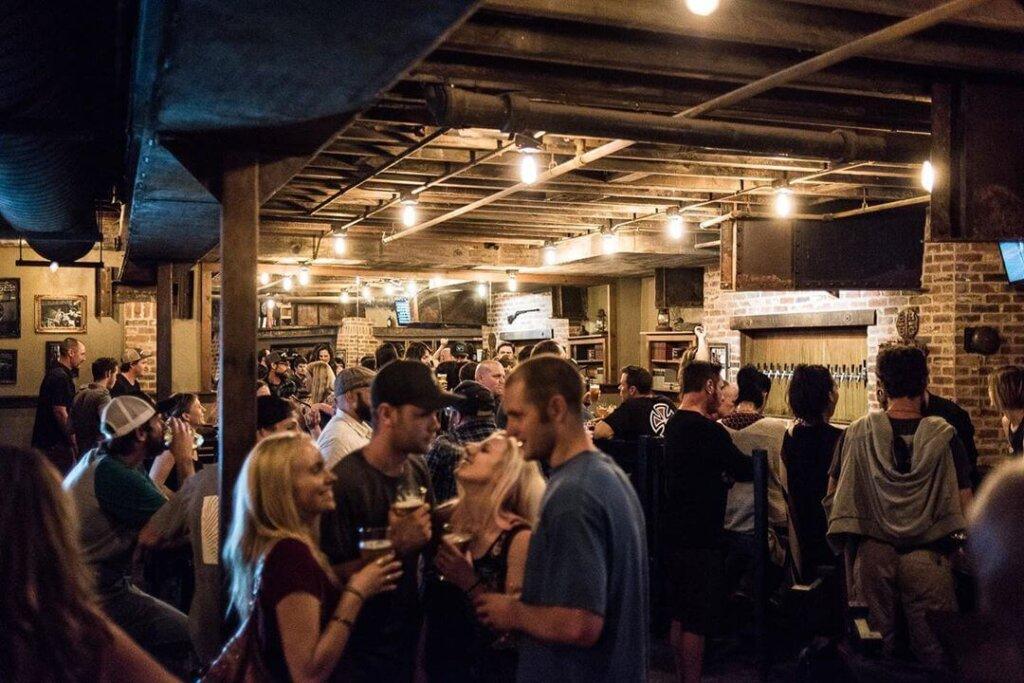 Barrelhouse Brewing Speakeasy in Downtown San Luis Obispo
