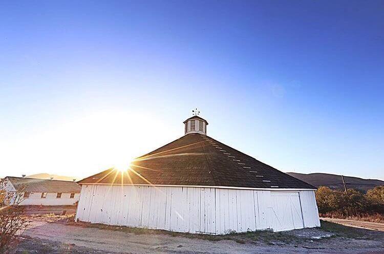 Octagon Barn in San Luis Obispo