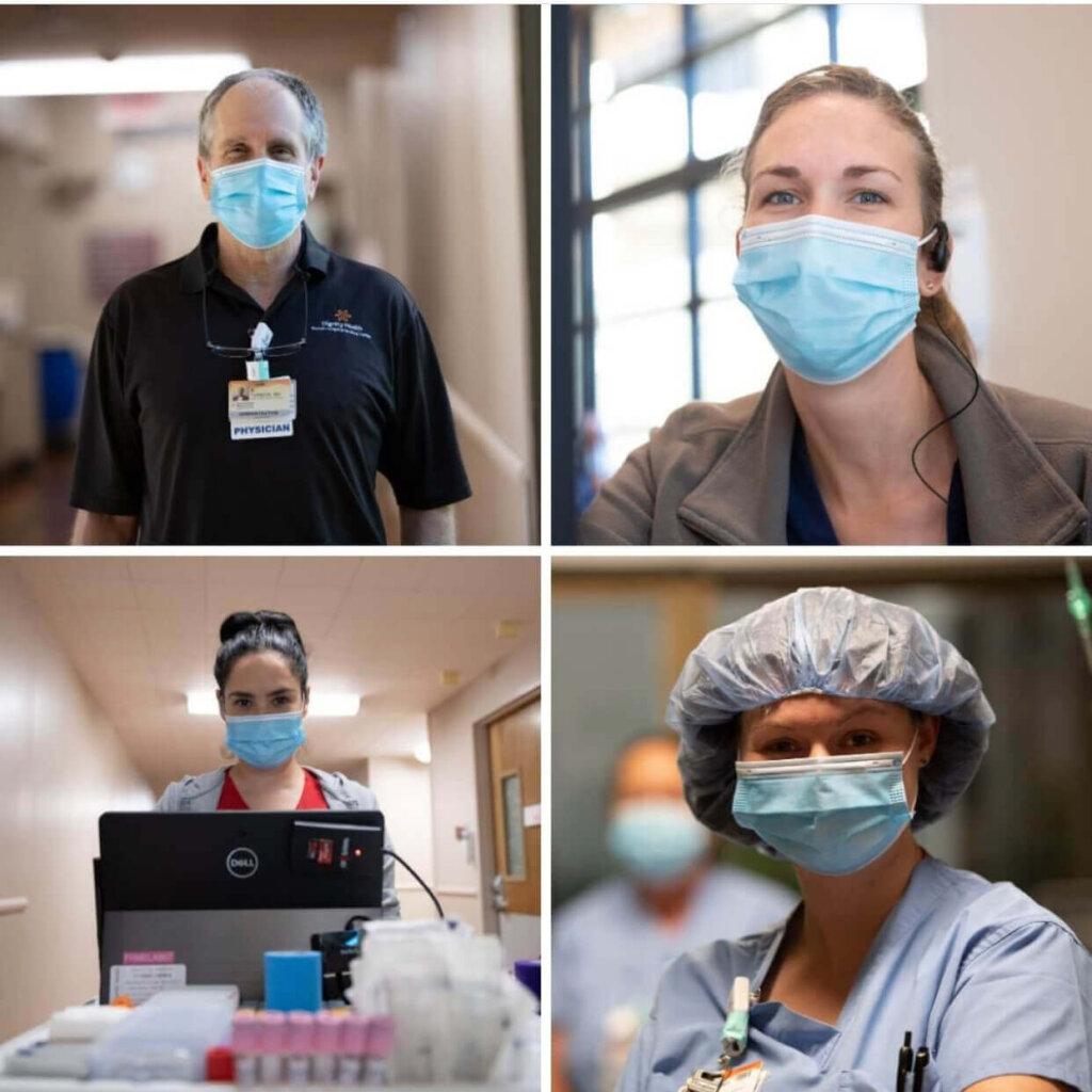 SLO Healthcare Workers