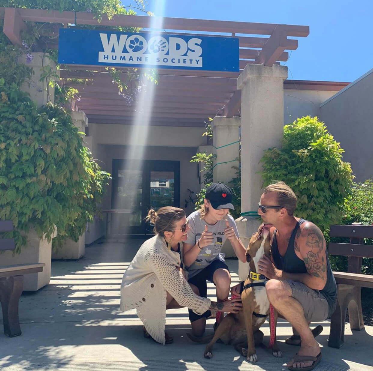Woods Humane Society SLO
