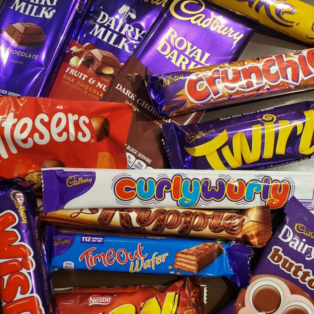 SLO Sweets - British Candy