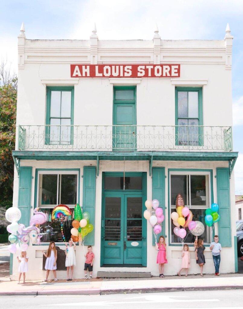 Ah Louis Store
