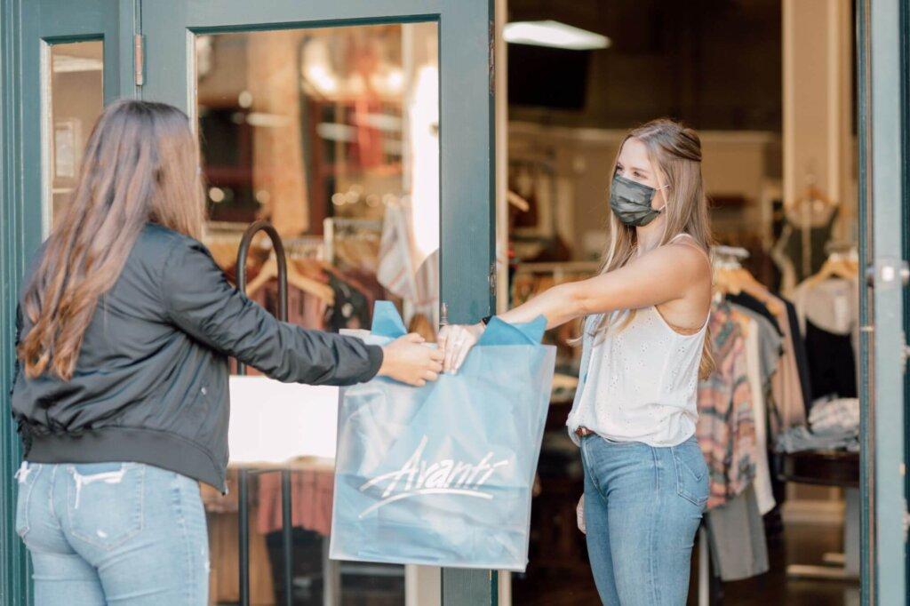 shopping in SLO