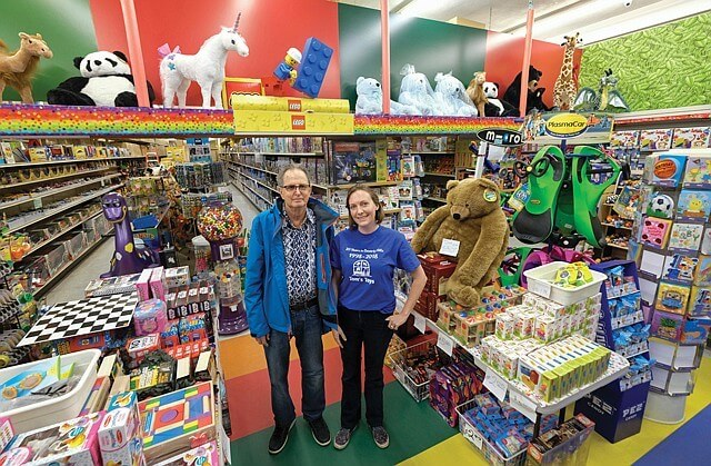 Tom's Toys Store