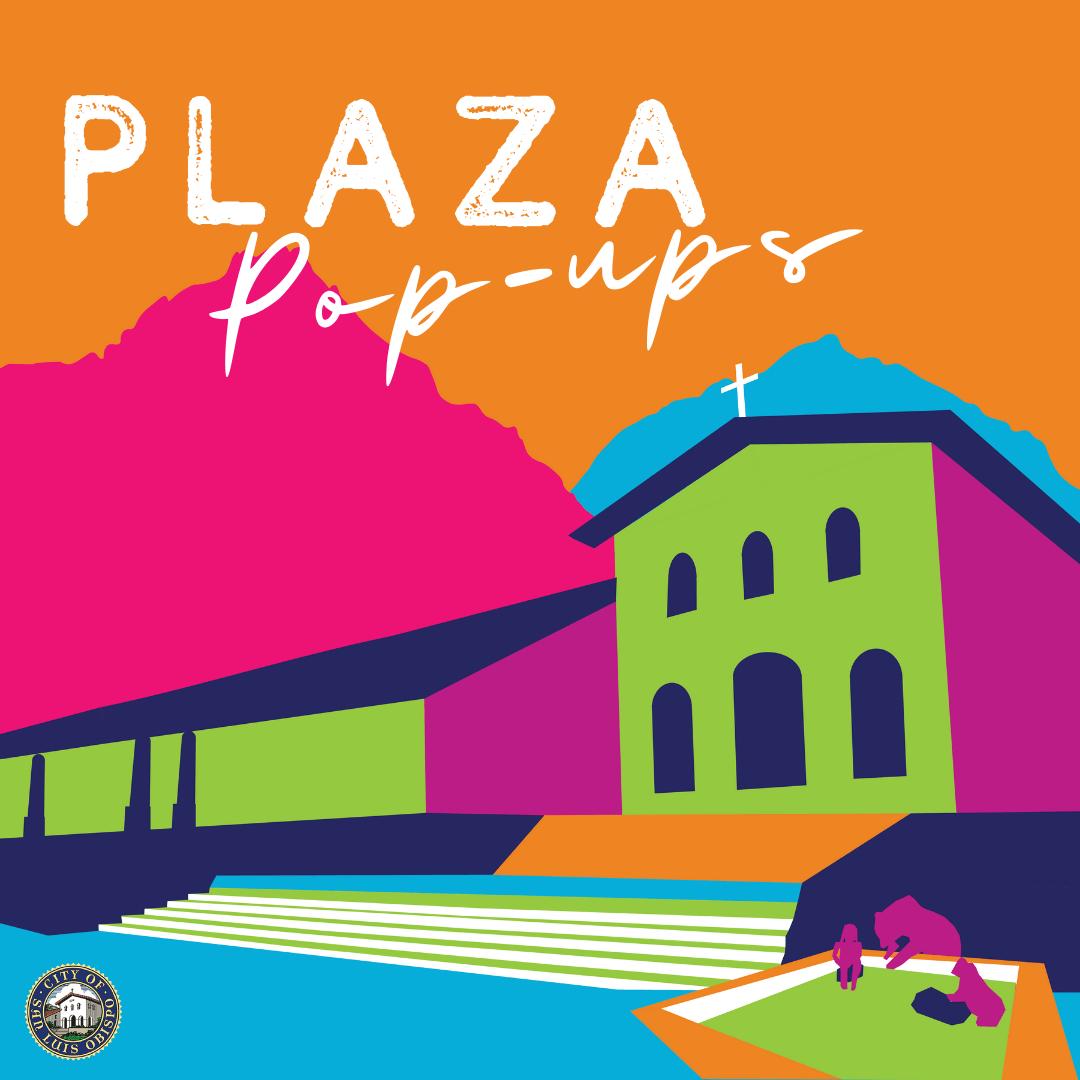 Plaza Pop Up Logo